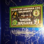 Elgin Che Guevara CSC sticker large