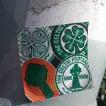 GB 4 crests sticker