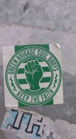 GB Soul Bhoys sticker