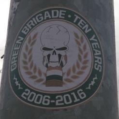 GB Ten Years logo