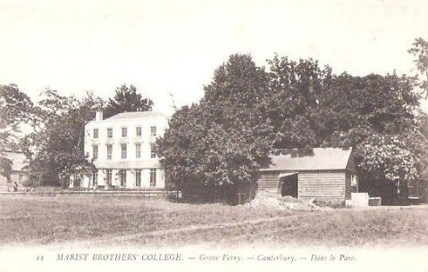 Marist Brothers College  Grove Ferry Kent