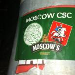 Moscow CSC sticker