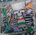Smokin Crew 2 sticker