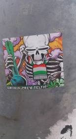 Smokin Crew Celtic sticker Jul 15