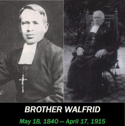 Walfrid 1840 - 1915