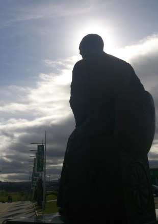 Walfrid and the Celtic Way