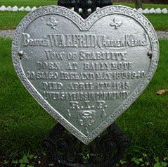 Walfrid grave
