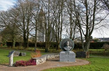 Walfrid Memorial in Ballymote
