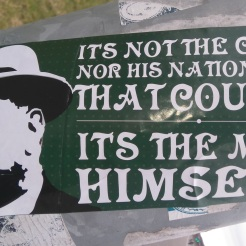 Willie Maley Man Himself large 1