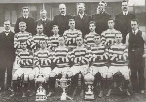 Celtic 1908 squad