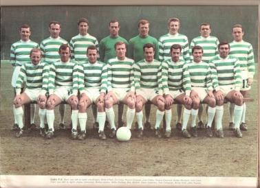 Celtic squad 1968 9