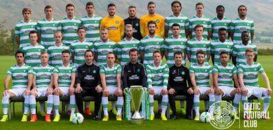 Celtic team 2014