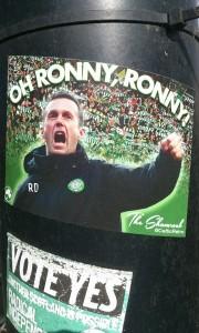 Ronny Sticker 1