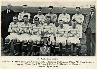 1931 SC Team pic