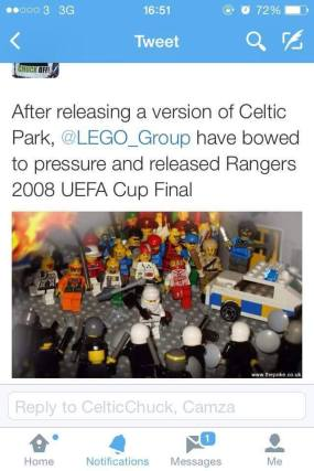 Lego 2008 Huns Europa Cup Final