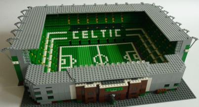 Lego Celtic Park