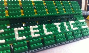 Lego North Stand