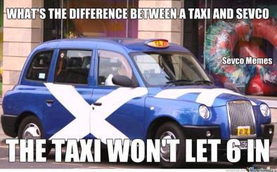Sevco Taxi