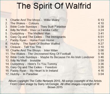 Spirit of Walfrid back cover