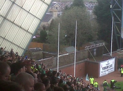 2012  The Rugby Park trampoline