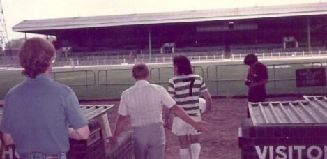 Frankie Miller Celtic Park
