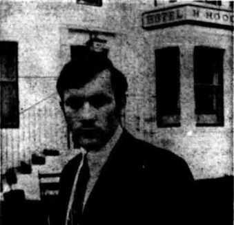 Harry Hood hotel 1970