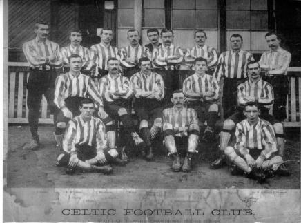 Johnny Madden Celtic Squad 1892