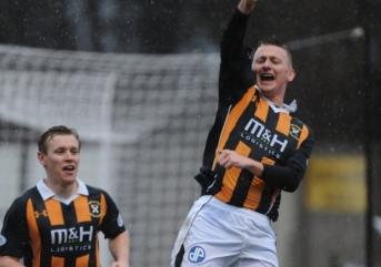 Riordan scoring for East Fife