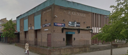 The Gunner pub