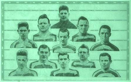 Celtic team 1927-8