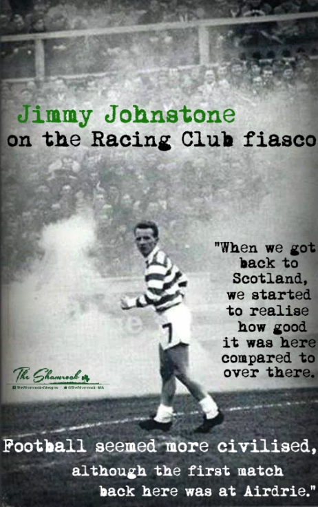 Jinky v Racing Club