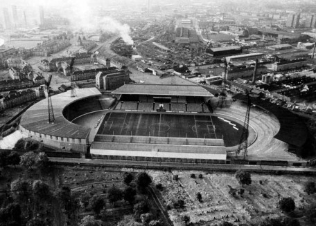 Celtic Park early 1980s