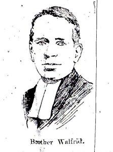 Walfrid sketch 1890s