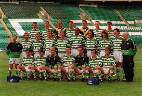 Celtic  1996-7