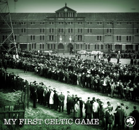 My First Celtic Game MAIN STAND FLYER