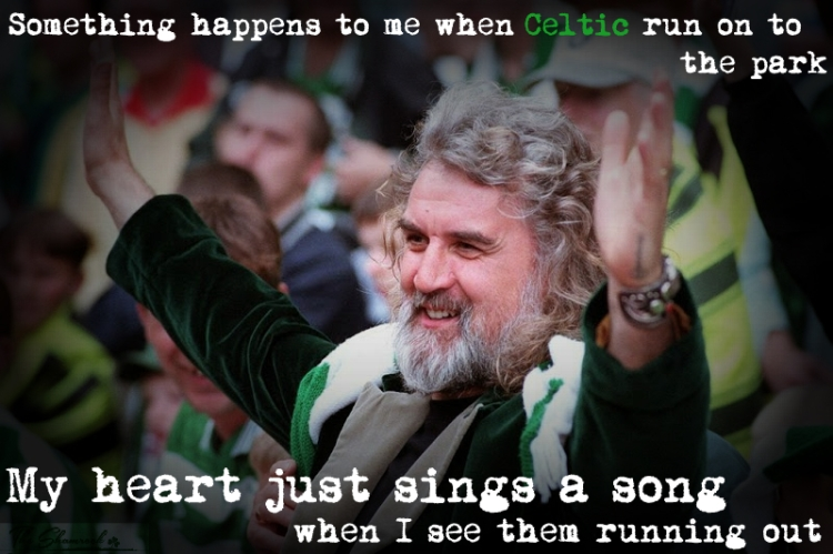 Billy Connolly My Heart quote