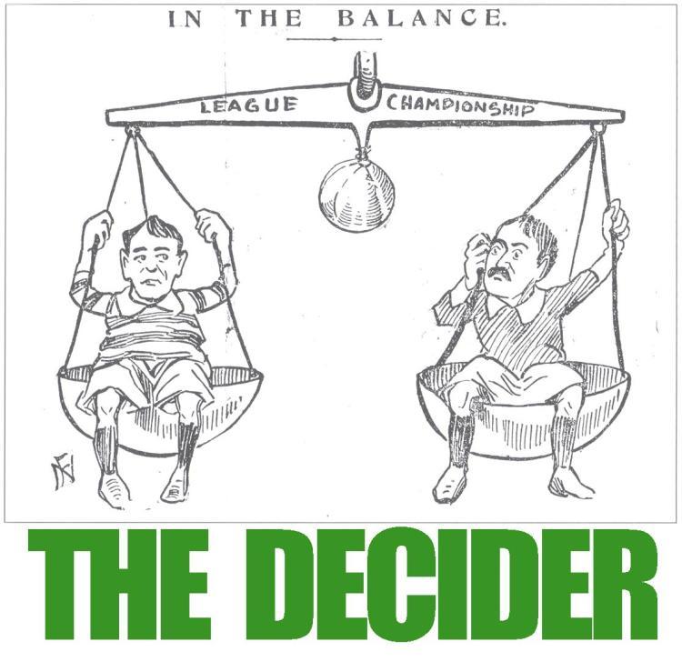 The Decider header