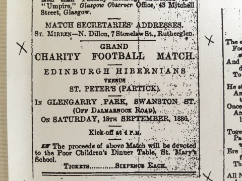 st-pats-v-hibs-1886-advert