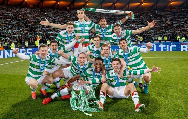 Aberdeen v Celtic - Scottish League Cup Final