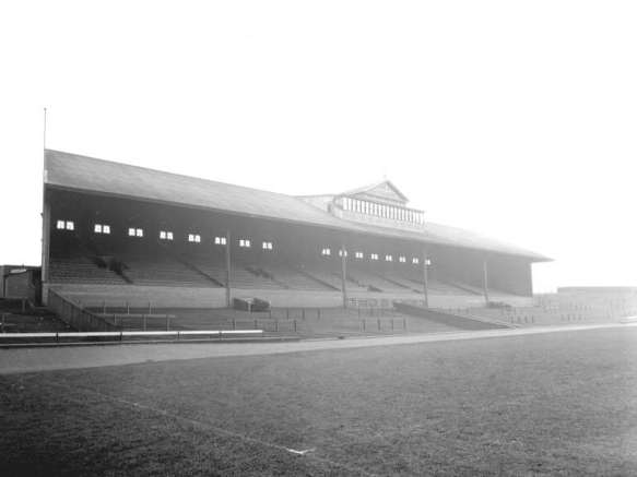 Celtic Park 1929 onwards New South Stand from pitch