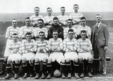 Celtic 1930 to 31