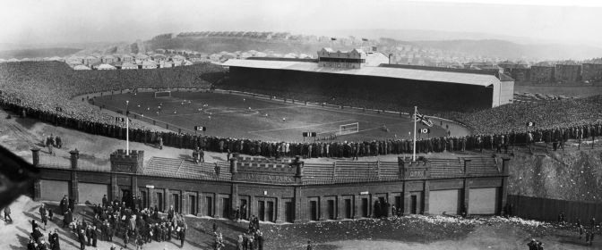 On a wing and a prayer – the 1931 Scottish Cup Final