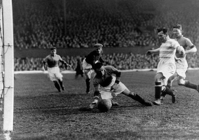 McGrory v Craig hand ball 1931