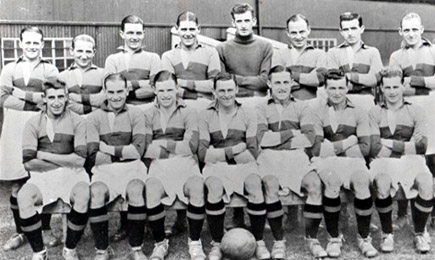 Motherwell team 1930s