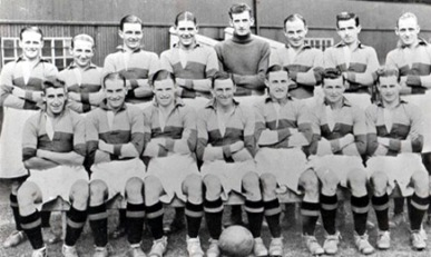 Motherwell team 1930s