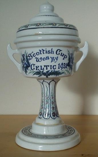 Peter Scarff mini trophy 1