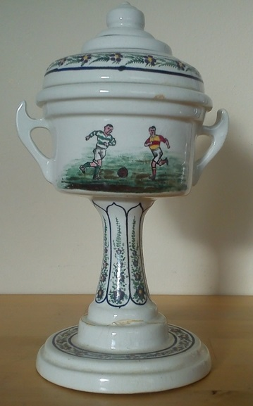 Peter Scarff mini trophy 2