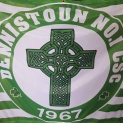 Dennistoun No.1 CSC Celtic Cross