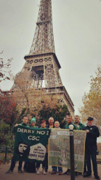 Derry No1 CSC Paris