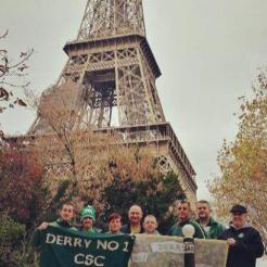 Derry No1 CSC Paris